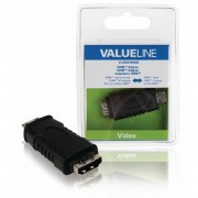 Valueline VLVB34906B HDMI - mini HDMI adapter