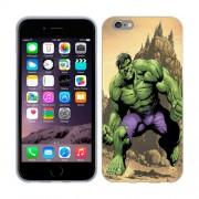 Husa iPhone 6S iPhone 6 Silicon Gel Tpu Model The Hulk