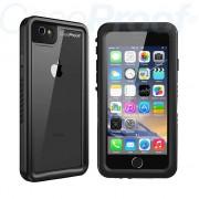 CaseProof CasProof PRO Cas de série iPhone 6 6s Case étanche couvercle (2 m & 3min) - Noir