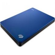 Портативен външен диск Seagate Backup Plus Slim 1 TB, Blue