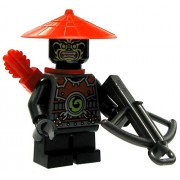 Lego Ninjago 2013 Final Battle Stone Scout Minifigure