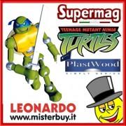 SUPERMAG 0298 NINJA TURTLES LEONARDO