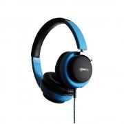 Casti Boompods Hush Blue (active noise cancelling)