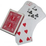 Double Face Bicycle Bridge Card