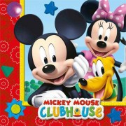 Liragram Mickey MousePack 20 Guardanapos