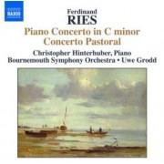 F. Ries - Piano Concertos Op.115 & (0747313208876) (1 CD)