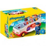 Playmobil 1.2.3Autocarro6773