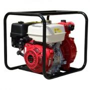 WHP 20 HKX Motopompa de presiune AGT , motor Honda GX 200 , putere 6.5 cp , presiune maxima 5.5 Bar, debit 330 l/min , absortie 2 ''