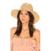 ale by alessandra Cody Hat in Tan.