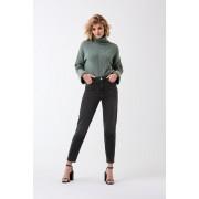 ''Gina Tricot'' ''Mom original jeans'' Black 44