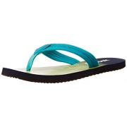 Reebok Women's Possession Ii Lp Green, Blue and Solid Teal Flip-Flops and House Slippers - 7 UK