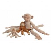 Happy Horse Apen knuffels 45 cm beige