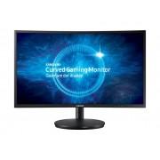 "Samsung Pro Gaming Monitor 27"" Samsung Lc27fg70fqu Led Curvo Full Hd 144 Hz Refurbished Hdmi"