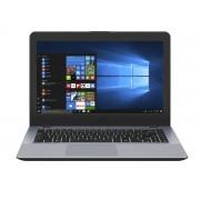 """ASUS VivoBook X442UA-GA100R 2.4GHz i3-7100U 14"""" 1366 x 768pixels Grey Notebook"""