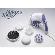 Relax&Tone Spin, aparat de masaj