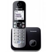 Bežični telefon Panasonic KX-TG6811FXB, crni