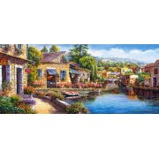 Puzzle Castorland Panoramic - Carmax, 600 Piese