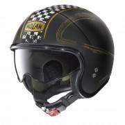 Nolan Moto Helma Nolan N21 Getaway Flat Black-Gold L (59-60)