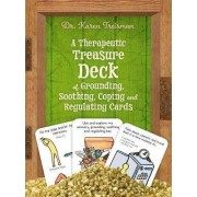 A Therapeutic Treasure Deck of Grounding, Soothing, by Karen Treisman