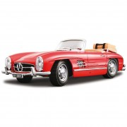 Bburago modellino mercedes-benz 300 sl touring (1957) scala 1/18