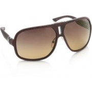 Diesel Over-sized Sunglasses(Brown)