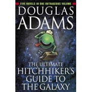 The Ultimate Hitchhiker's Guide to the Galaxy, Paperback/Douglas Adams