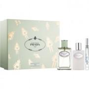 Prada Infusion d'Iris lote de regalo ХІ eau de parfum 100 ml + leche corporal 100 ml + eau de parfum 10 ml