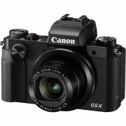 Camara Digital Compacta Canon PowerShot G5X 20 Megapixeles, WiFi, Máximo Control y Facilidad de Uso -Negro