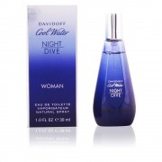 COOL WATER NIGHT DIVE WOMEN EDT VAPORIZADOR 80 ML