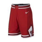 Short de NBA Chicago Bulls Nike Icon Edition Authentic pour Homme - Rouge