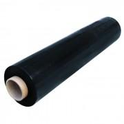 Folie Strech Neagra Manuala 2.4 kg/rola