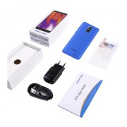 HOMTOM S12 Smartphone 5 Pulgadas 18:9 1GB +8GB MTK6580 Quad-core 3G Teléfono Móvil Azul De La UE