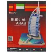 BURJ AL ARAB 3D PUZZEL 44 PIECES