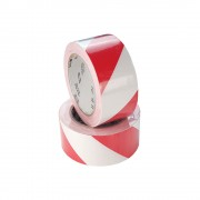 Banda marcare protectie, 2 culori, 3M 767i vinil, rosu alb, 50mm x 33m 70006299880