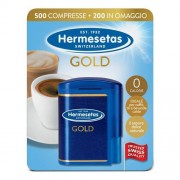 Dompe' Farmaceutici Spa Hermesetas Gold 500 + 200 Cpr
