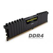 Memorija DIMM DDR4 8GB 2400MHz Corsair Vengence, CMK8GX4M1A2400C16