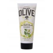 Korres Pure Greek Olive Lime Hydratační tělové mléko s vůní limetky 200ml