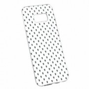 Husa Silicon Transparent Slim Little Cactus Samsung Galaxy S8
