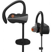 Bluetooth Headphones TaoTronics Wireless Sweatproof Sports Headphone (Bluetooth 4.1 Secure Ear Hooks Design Ceramic Antenna for Better Reception 7 Hours Play Time) TT-BH10