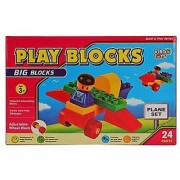 Virgo Toys Play Blocks Plane set