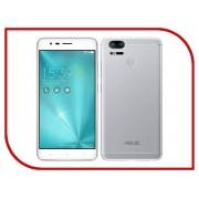 Сотовый телефон ASUS ZenFone 3 Zoom ZE553KL 64Gb Silver