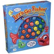 Lets Go Fishing Size Each Pressman Let'S Go Fishin' Game
