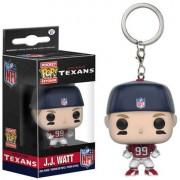 Pop! Keychain NFL J.J. Watt Pocket Pop! Vinyl Key Chain