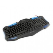 Клавиатура White Shark GК-1621 Shogun, подсветка, синя, USB