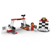2014 The New Shell V-power Lego Collection Finish Line & Podium Set 40194 Exclusive Sealed by LEGO [Parallel import goods]