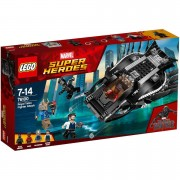 Lego Marvel Super Heroes: Ataque del Royal Talon Fighter (76100)