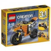 Конструктор ЛЕГО Криейтър - Мотор за булеварда, LEGO Creator, 31059