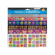 Set of 300 Count Pirate Themed Sticker Assortment