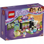 LEGO Friends: L'arcade du parc d'attractions (41127)