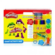 Play-Doh Giant Activity Pad Building Kit